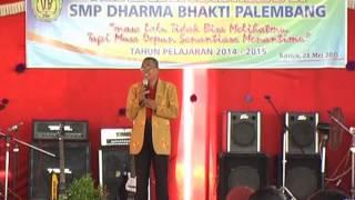 SMP Dharma Bhakti Palembang 2015
