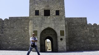 Азербайджан. Дорога после границы. ТРЭШ!