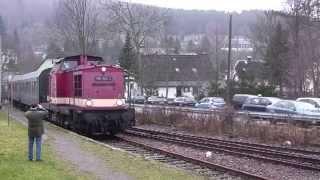 Sonderzug nach Neuhausen im Erzgebirge 06.12.2014