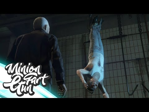 Micheal Wordt Gegijzeld Door Gevaarlijke Psychopaten! - GTA 5 - MinionFartGun