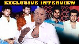 அஜித் ஓட ஏற்கனவே சண்டையில இருக்கோம் - Vijay's Producer Sangili Murugan Exclusive | Wetalkiess
