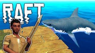 Raft #09 | Mathilda beißt wieder zu | Gameplay German Deutsch thumbnail