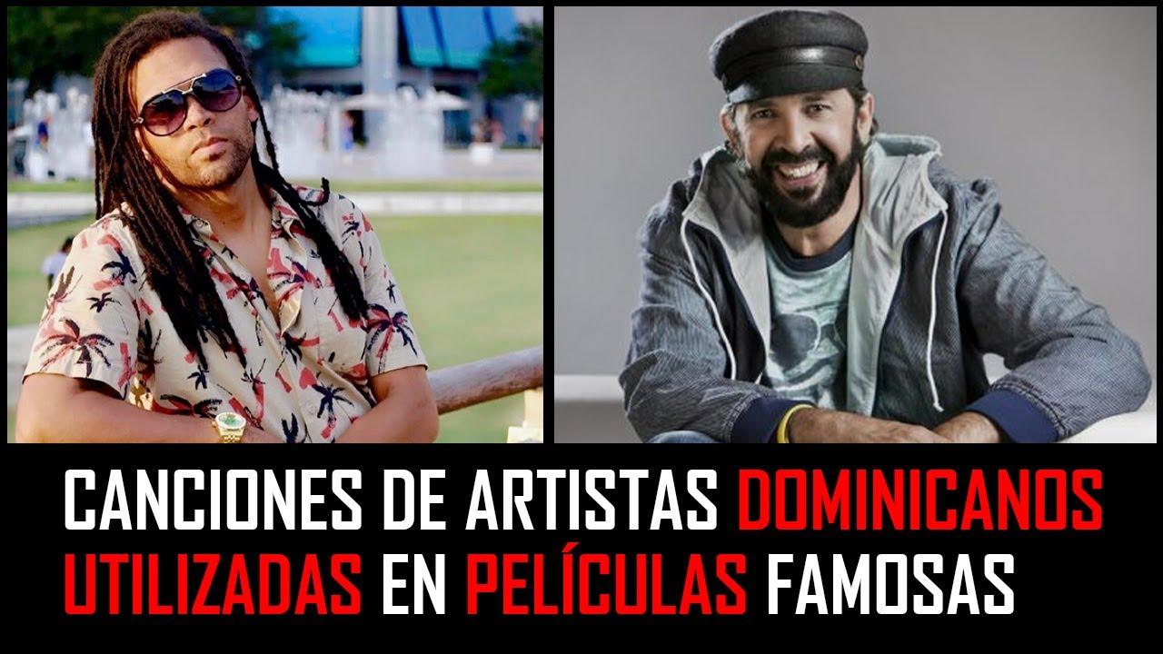 Canciones de Artistas Dominicanos Utilizadas en Película Extranjeras │Parte 2│