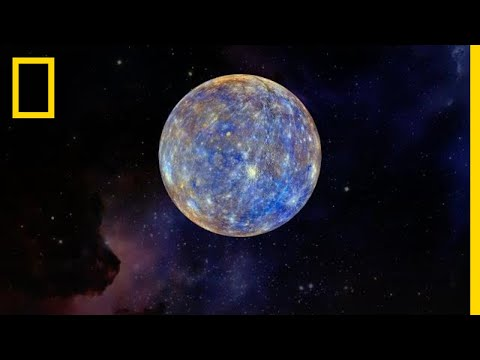 Mercury 101 | National Geographic