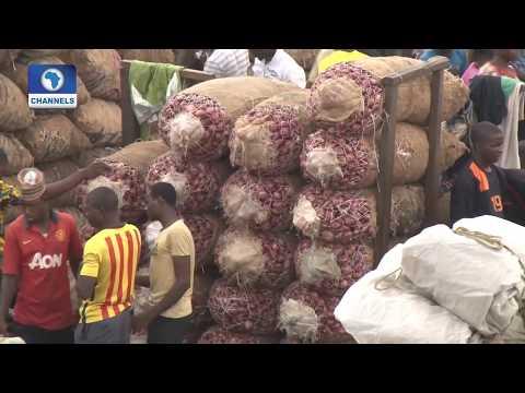 Focus On Mile 12 Market, Lagos Pt.1 |Community Report|