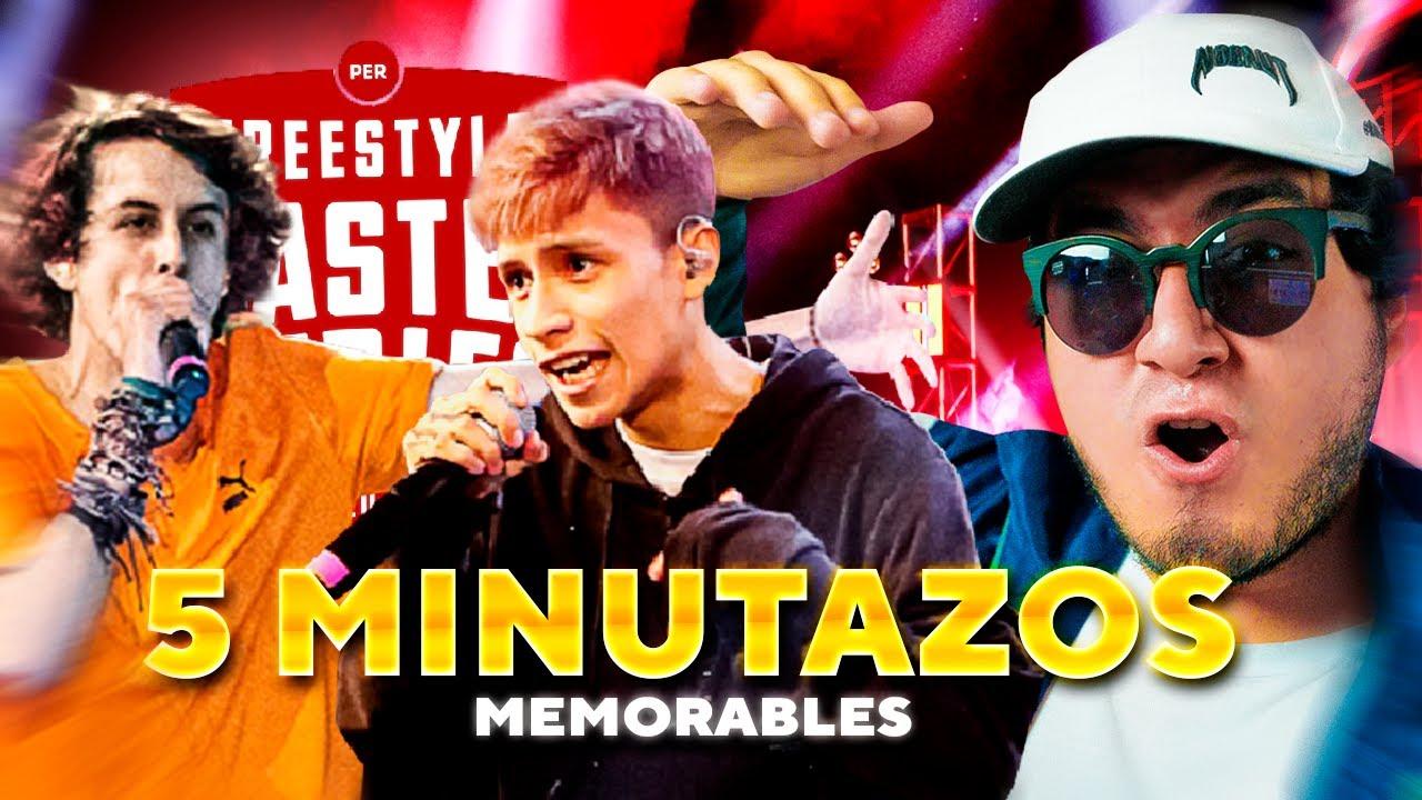 5 MINUTAZOS MEMORABLES DE FMS PERÚ (Jornada 5)