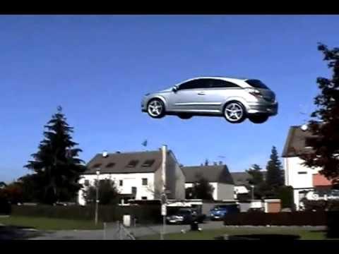 Flying Car In Dubai By Naaz Youtube