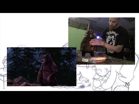 Studio Chronicles: Stop-Motion 03 - Worker Making Motion