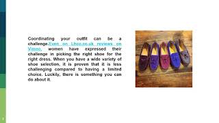 How To Match Your Dress With Shoes by Lifestyle and Heritage Company—lhco.co.uk reviews
