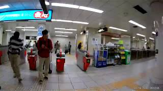 福岡空港駅 FHD0017
