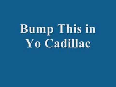 Bump This In Yo Cadillac - Swishahouse Remix