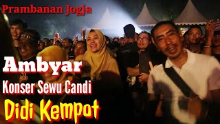 Download Didi Kempot Konser Sewu Candi Di Prambanan Jogja