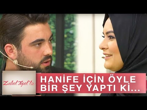 Zuhal Topal'la 206. Bölüm (HD) | Serkan Hanife'nin Gönlünü Almak İçin Öyle Bir Şey Yaptı ki...