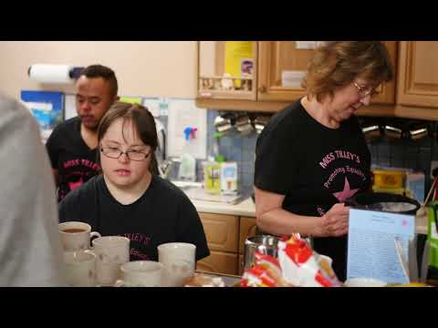 Miss Tilley's - The Community Cafe that employs young adults with additional needs