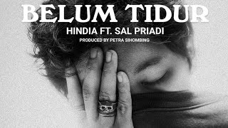 Hindia - Belum Tidur (ft. Sal Priadi)| LYRIC