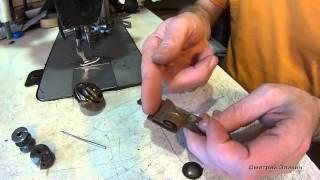 видео Производитель швейной техники марки Yamata