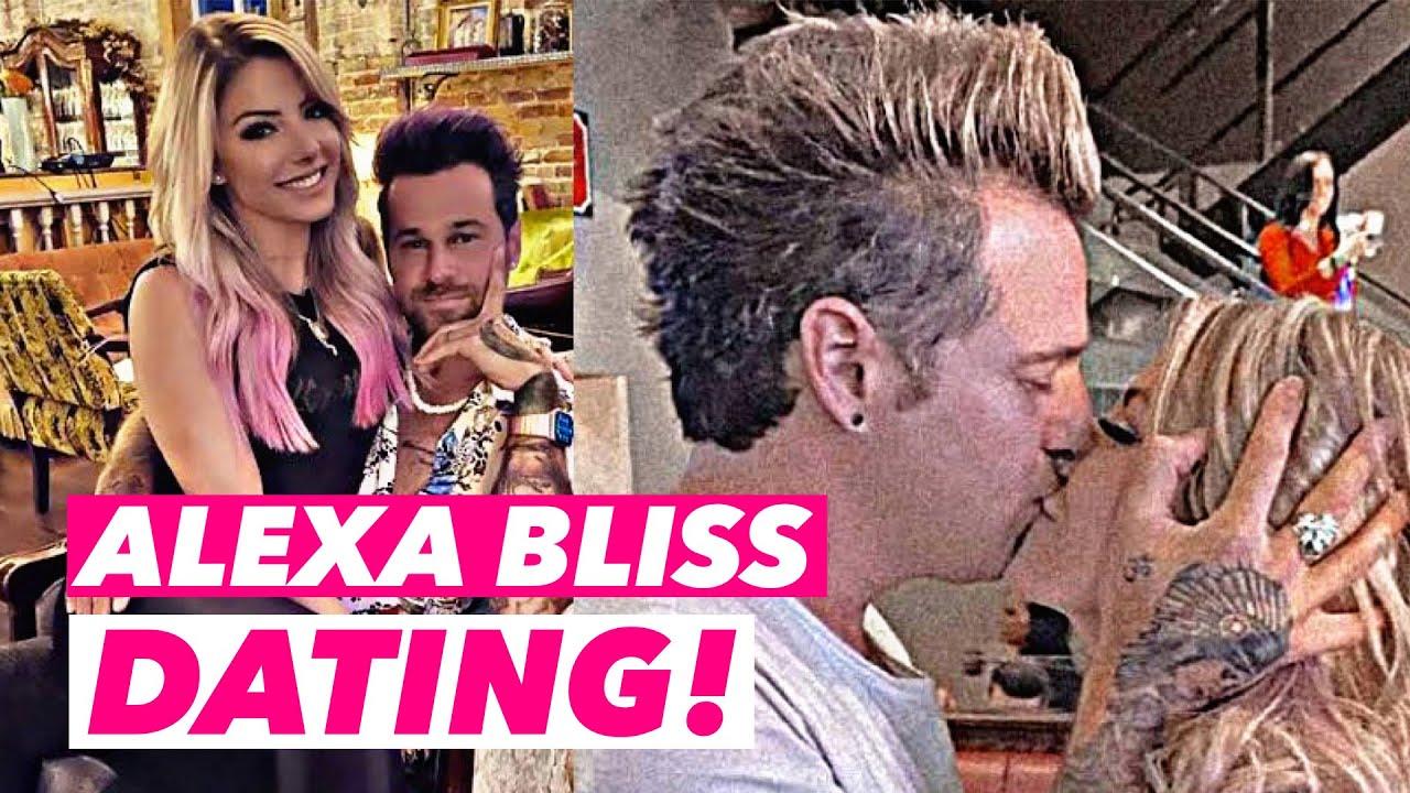 Ryan Cabrera Dating WWE's Alexa Bliss