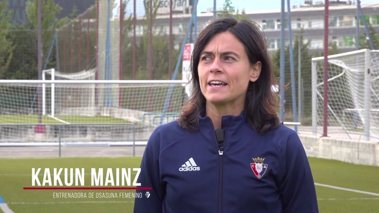 """Kakun Mainz: """"Las jugadoras están con muchas ganas"""""""