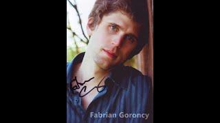 Robin Gibb - Fabrian Goroncy sings I Started A Joke