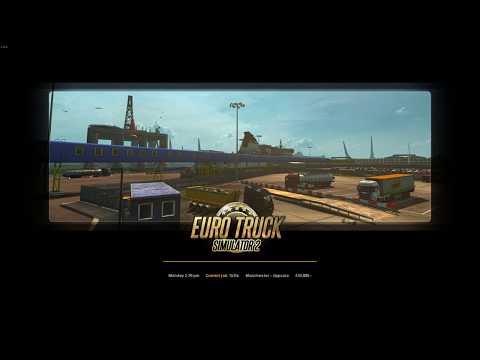 Euro Truck Simulator 2 Ferry bug