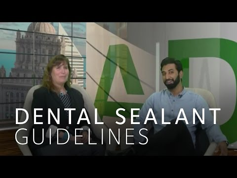 Discussion on Dental Sealant Guidelines