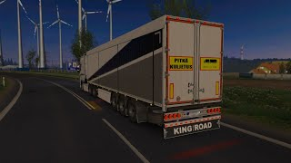 ETS 2 Mod SCS Trailer Tuning Pack v 1.4