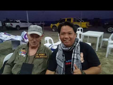 Interview with Hot air Balloon Pilots at Lubao Hot Air Balloon and Music Festival  - Part 2