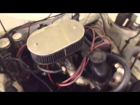 Engine running on white 1970 ford cortina mk2 for sale at 1