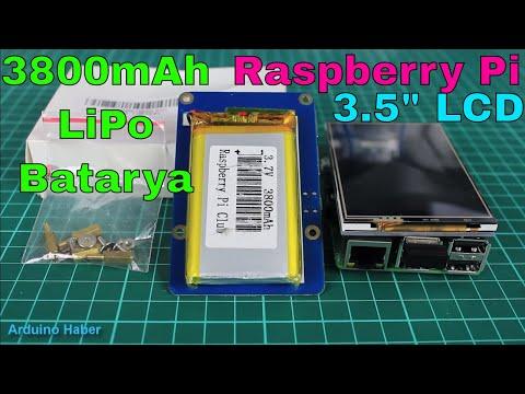 Raspberry Pi 3.5