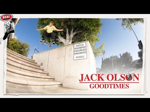 Jack Olson's Goodtimes REAL Part