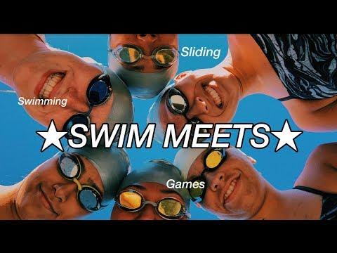 VLOG 15: First Swim Meets Of The Season