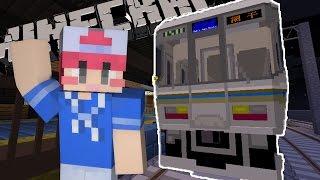 [PC] ???(?) ?????!? [?????? : ????]  Minecraft : real train mod ??