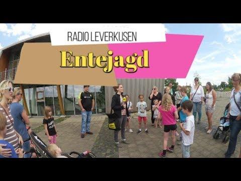RADIO LEVERKUSEN ENTENJAGD - Silas Vlog - Deutsch / German