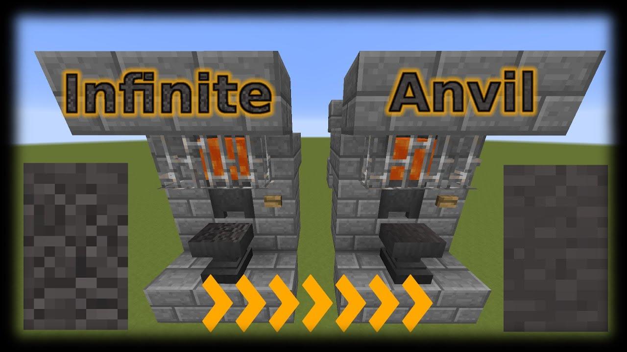 anvil minecraft make