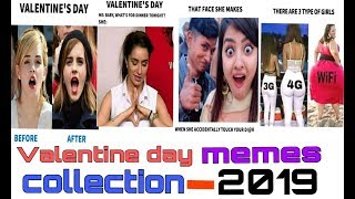 Valentine's Day meme's collection of 2019 || double meaning meme's|| Valentine's Day funny