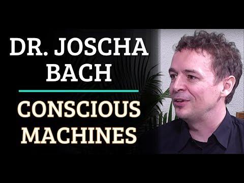 Simulation #409 Dr. Joscha Bach – Conscious Machines