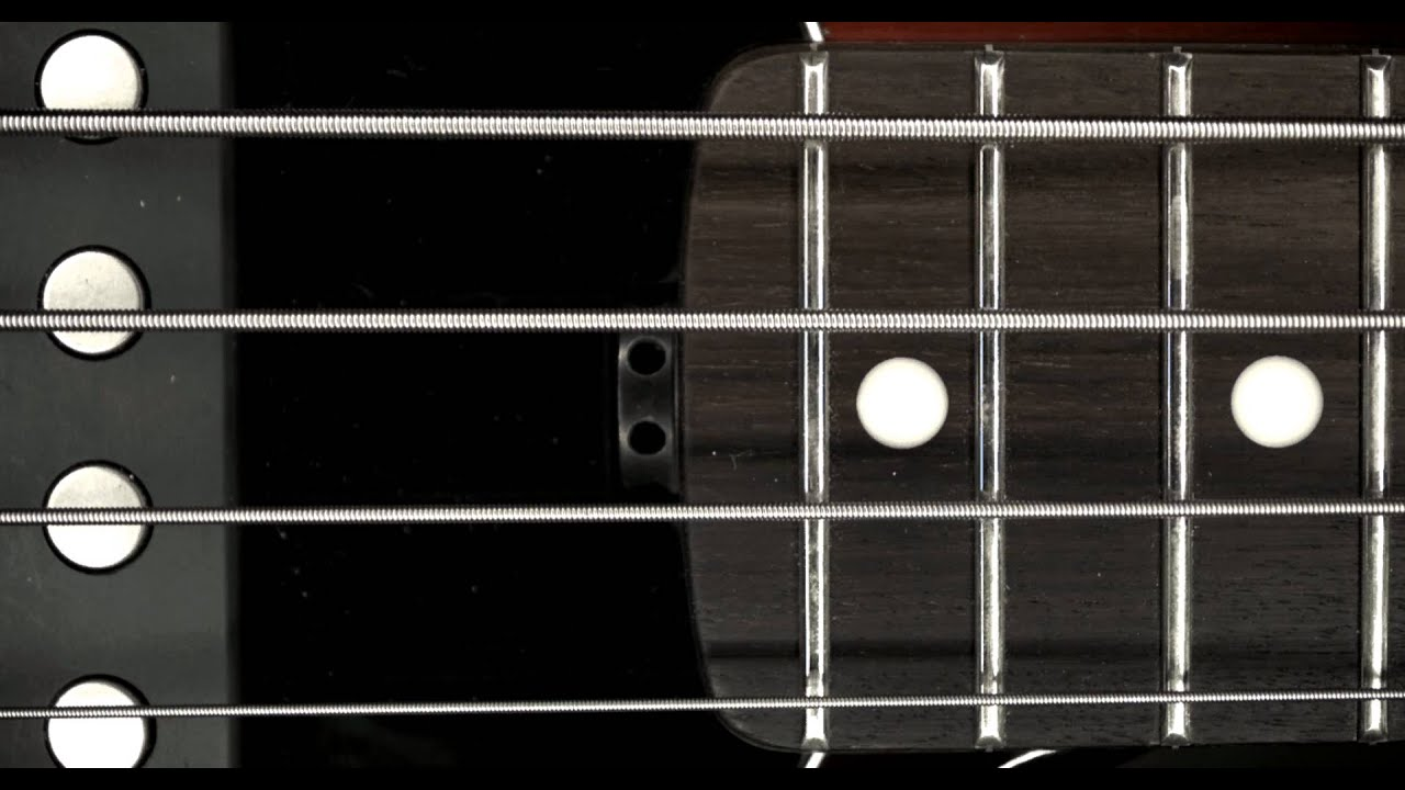 Bass String Vibration : bass guitar strings vibrating at 352 fps youtube ~ Hamham.info Haus und Dekorationen