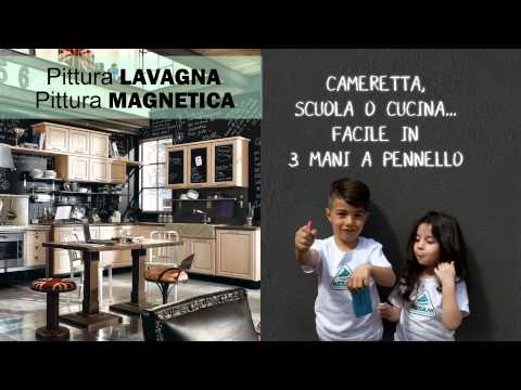 Pittura Lavagna Magnetica Youtube