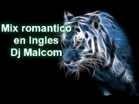 Mix romantico en ingles - hip hop y clasicos