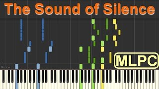 Disturbed - The Sound of Silence I Piano Tutorial by MLPC