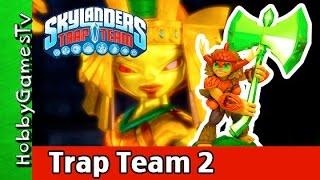 Skylanders Trap Team with HobbyDad and HobbyKid 2 HobbyGamesTV