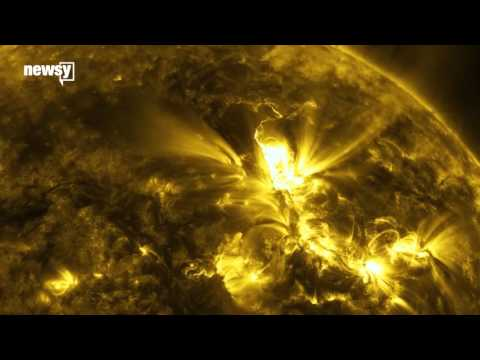 We Probably Don't Need To Worry About A Solar Superflare - Newsy