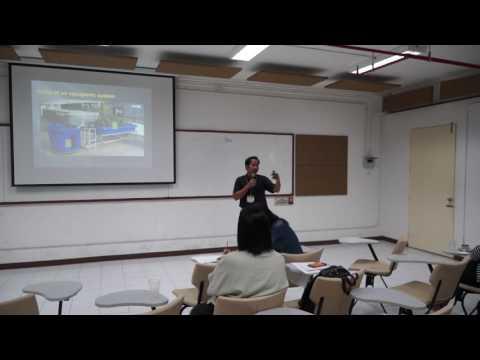 Teaching demonstration After starting the workshop (Dr.Ekachai  Duangjai)