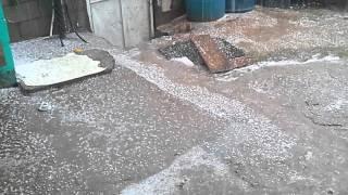 hoy cae hielo en tijuana