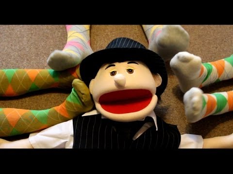 The Socks Song (puppet thing)