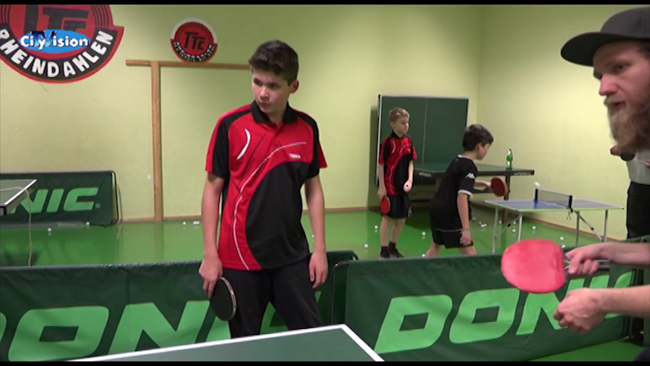 Tischtennis Click Tt