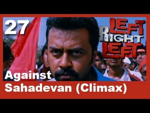 Left Right Left Clip 27 | Against Sahadevan (Climax)