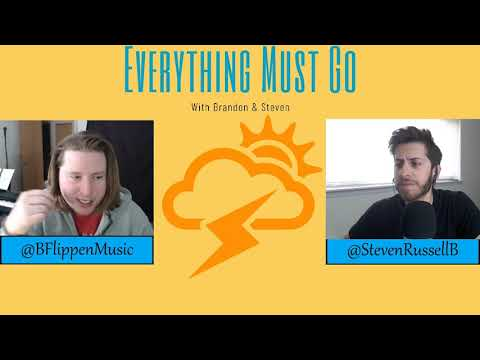 Everything Must Ghosts - EMG Episode 50