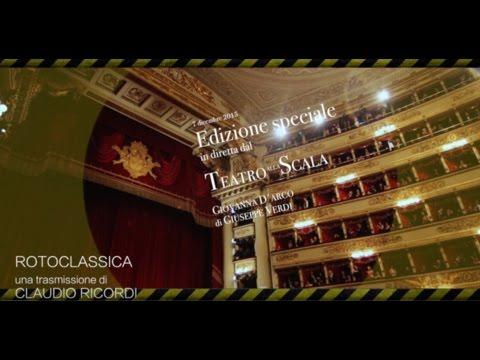 ROTOCLASSICA edizione speciale Prima della Scala
