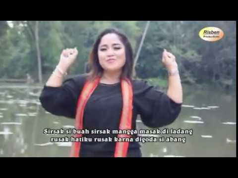 HANCUR ADEK BANG.. LAGU   SIMALUNGUN ICHA Br GIRSANG By Panca Saragih [Official Videoa HD]